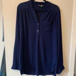 ModCloth Tunic Blouse